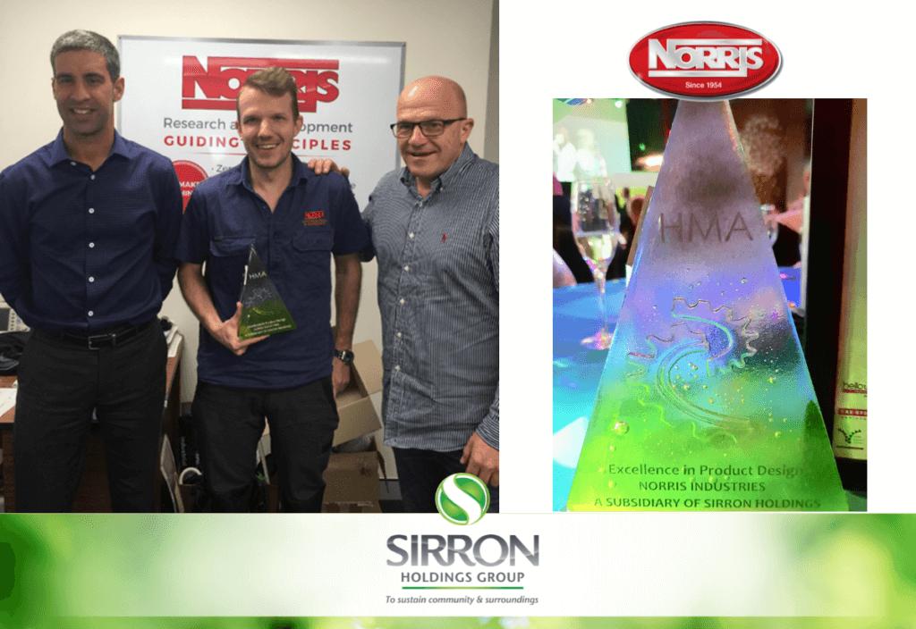Sirron Group Holdings 2018 HMA Award