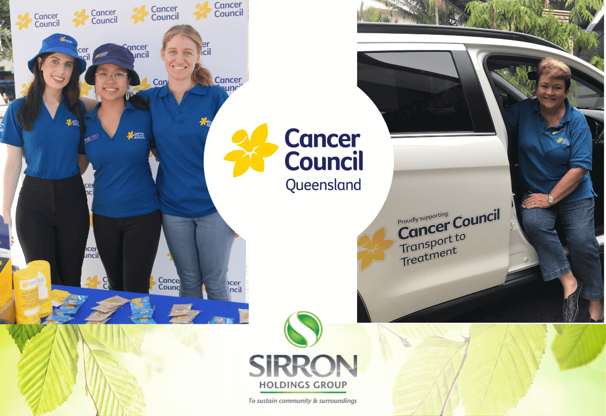 Over 30 years of donations: Cancer Council Queensland